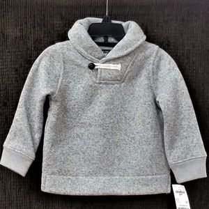 Oshkosh B'Gosh 2T Sweatshirt Sweater Pullo…